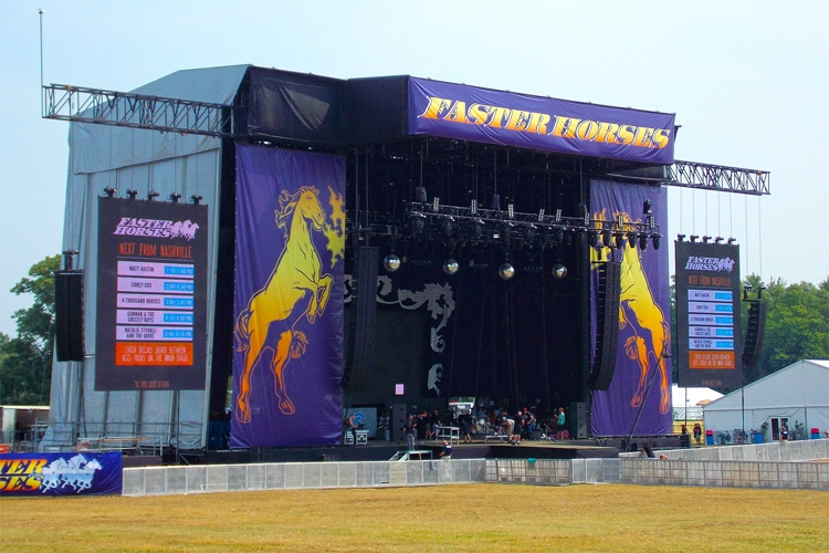 . 2014 Faster Horses .