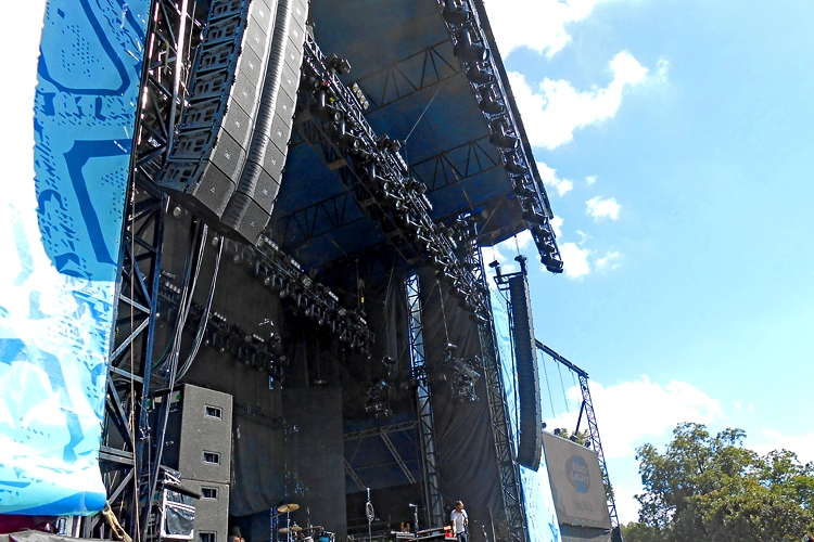 2013 Austin City Limits - Samsung Stage